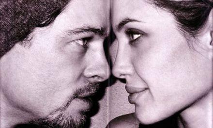 carta de Brat Pitt a Angelina Jolie