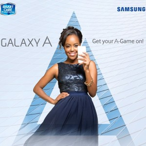 Thisisess blogger ios face of Samsung Galaxy A Ambassador