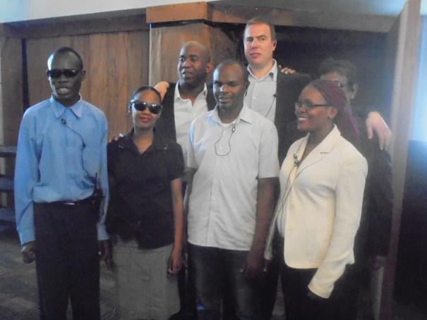 Gizani team