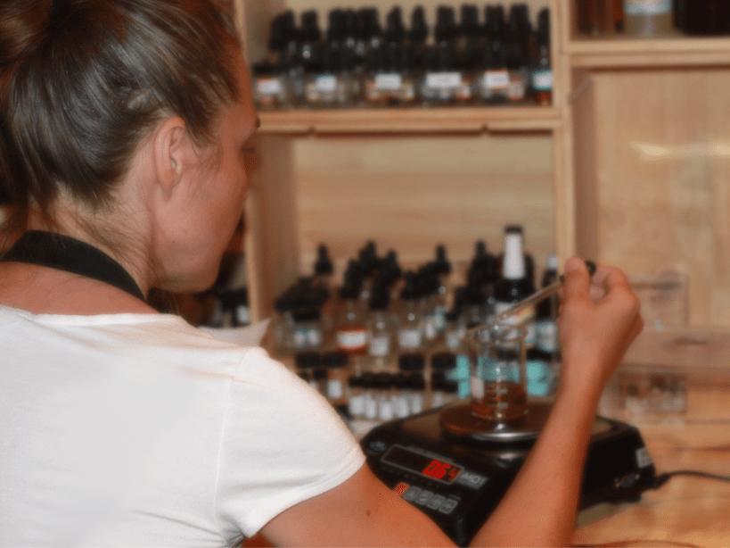 atelier conception produits corporels naturels
