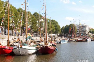 Historische Vaartuigen in Gent (12 – 13 september)