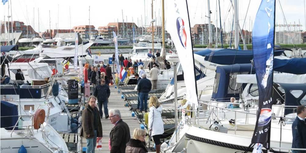Gratis kaarten voor Nieuwpoort International Boat Show