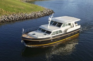 Linssen 52.9 GS AC Wheelhouse