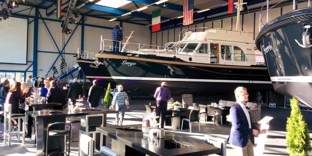 Linssen Yachts beleeft topweekend!