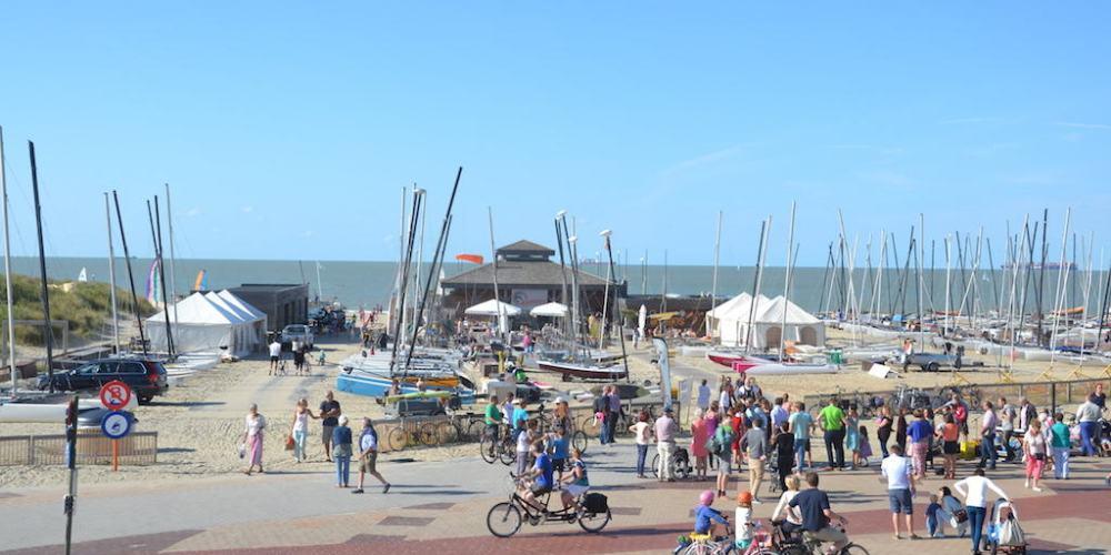 BBS Beach: gratis Test & Try Weekend in Heist