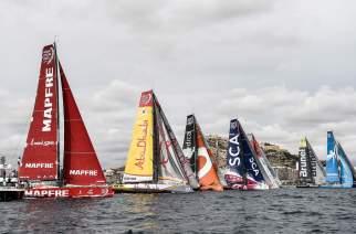 Nog 1 jaar tot de start van de Volvo Ocean Race