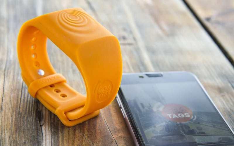 SEA-TAG MOB armband