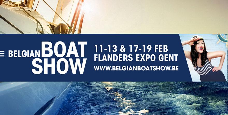 Gratis naar Belgian Boat Show met VAREN