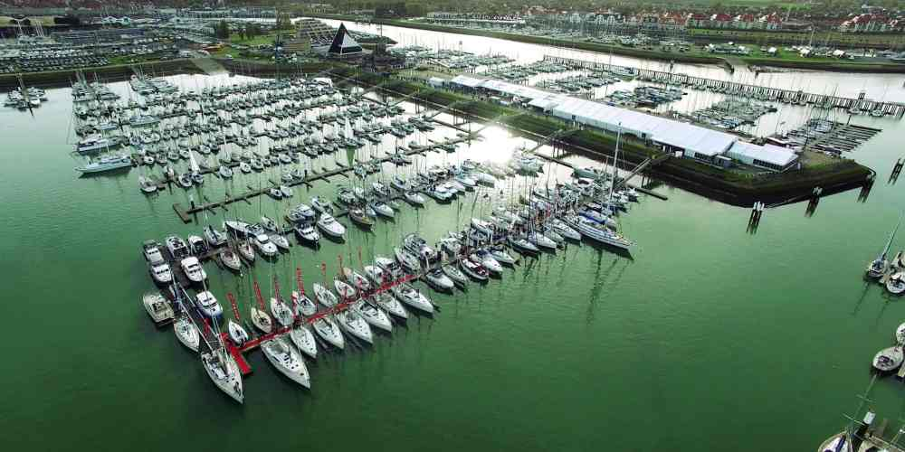 Nieuwpoort International Boat Show 2017