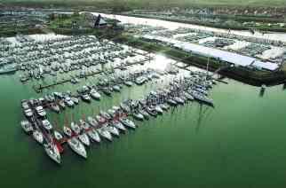 Nieuwpoort International Boat Show 2017