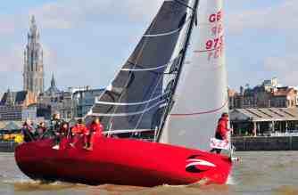 31ste Antwerp Race: Het zeilfeest van de Schelde