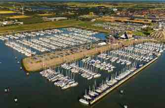 Belgian Boat Show Float naar Nieuwpoort