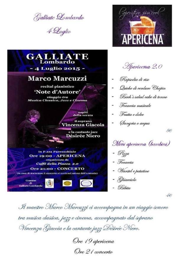 Galliate marcuzzi