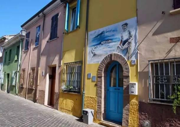 Borgo San Giuliano Di Rimini Il Borgo Di Pescatori Più