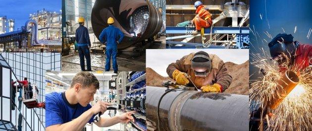 Varga Industrie Kft -Schweißarbeiten in Deutschland