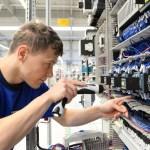 Varga Industrie: Elektroarbeiten1