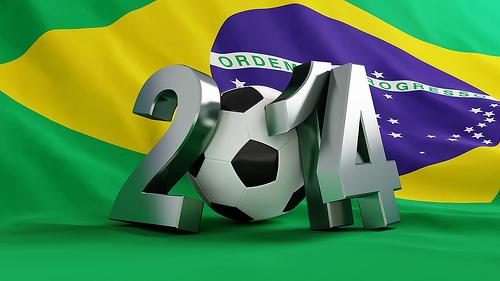Fotball VM i Brasil- TV2 og NRK spleiser på festen!