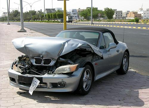 BMW-førere mest utsatt for ulykker de selv er skyld i!