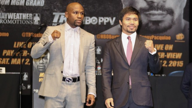 Manny Pacquiao vs Floyd Mayweather – Tidenes mest innbringende boksekamp!