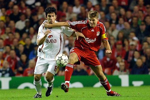 Steven Gerrard – En hyllest til nummer 8!