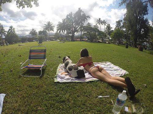 Solbrent, tørst, ulykker og ensom – Sommeren har mange fallgruver