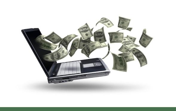 Tjen penger online!