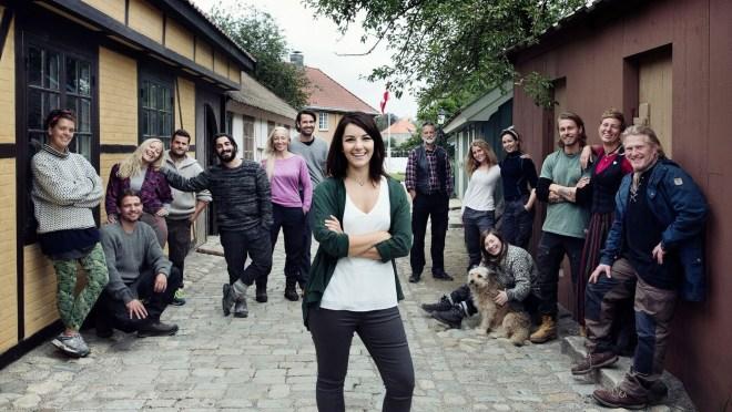 ANNO- realitysuksessen fortsetter – Fredrikstad på kartet