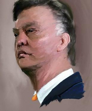 Manchester United – det holder nå Louis!