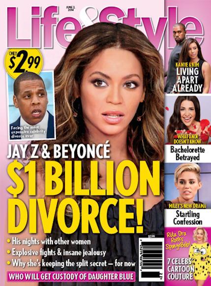 Mot skilsmisse for superparet?