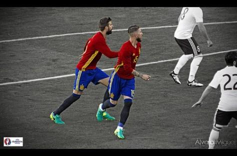 Sergio Ramos & Gerard Pique