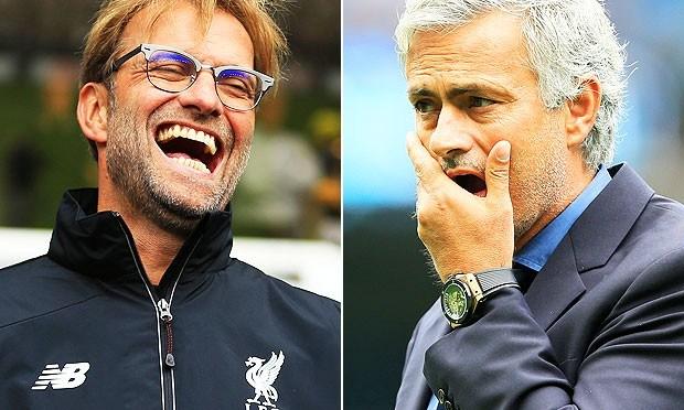 Klopp mot Mourinho – Liverpool vs Manchester United