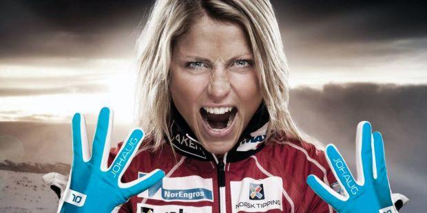 Therese Johaug – tatt med trusene nede!