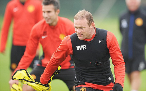Wayne Rooney will be fit for England's World Cup qualifiers, says Manchester United manager David Moyes By Mark Ogden, Donetsk, telegraph.co.uk David Moyes insisted that Wayne Rooney would be fit for England's World Cup qualifiers this month after the for