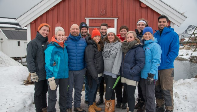 Skårungen – ny NRK-reality, fra storhavet