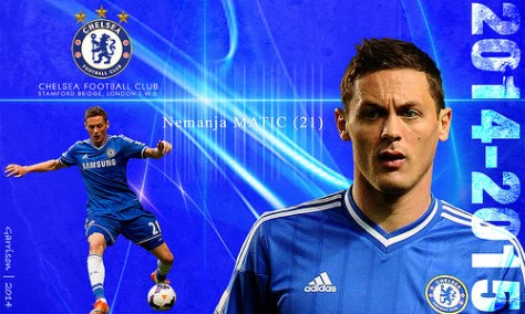 Nemanja MATIC - Season 2014-15 - PC & Smartphone