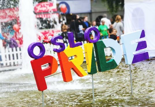 Oslo Pride – på tide å sette farge på livet?