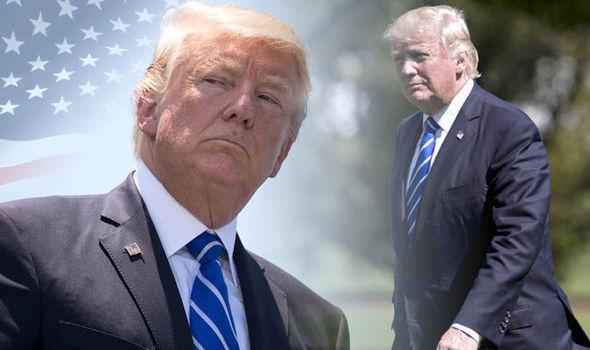 Kan det bli for mye Donald Trump?