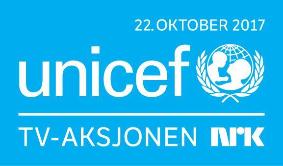 TV-aksjonen 2017 går til UNICEF