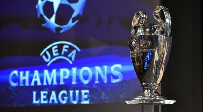 Champions League – storkamper i kø!