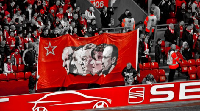 Liverpool endelig til topps?
