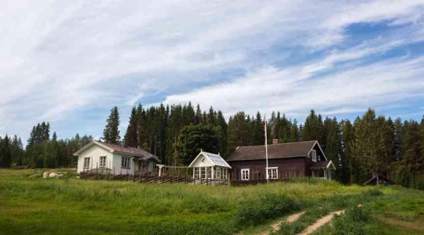 Farmen 2018 fra Finnskogen!