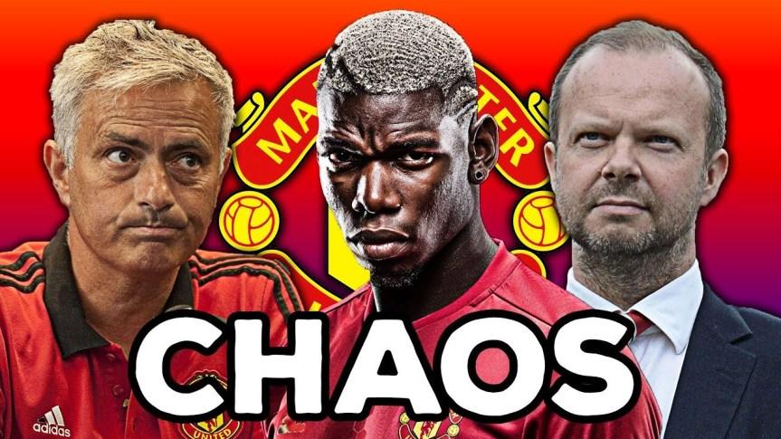 Mourinho på vei vekk!