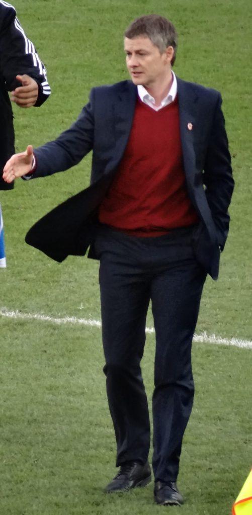Lunken holdning i England til Solskjærs ansettelse i Manchester United
