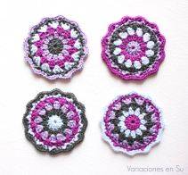 posavasos-ganchillo-violeta-azul-gris