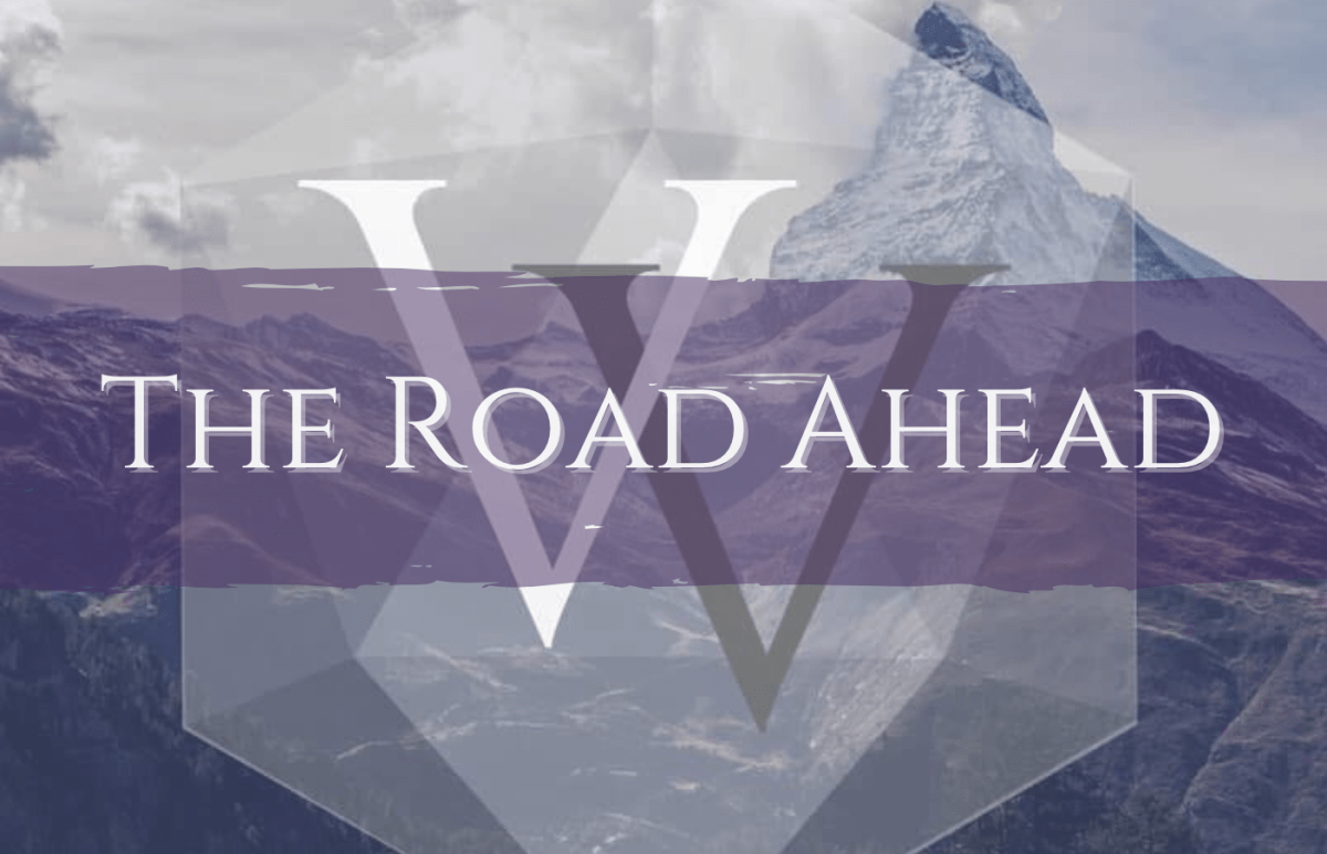 Text reads The Road Ahead over the Variant Ventures Logo