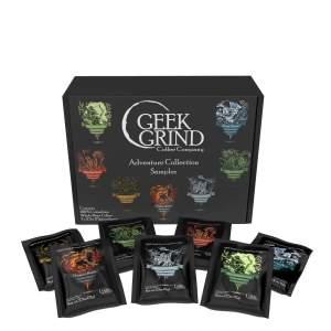 Geek Grind Coffee Company Sample Packs