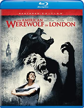 Cover art for An American Werewolf in London 1960