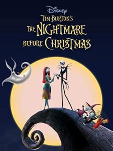 Cover art for The Nightmare Before Christmas