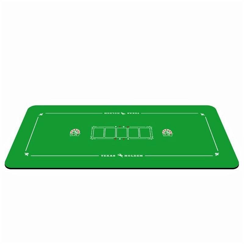 tapis de poker rectangulaire