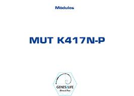 Modulo MUT K417N-P